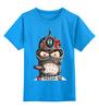 "Детская футболка классическая унисекс ""Бендер из Футурамы"" - арт, рисунок, futurama, bender, science fiction"