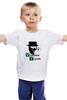 """Детская футболка классическая унисекс """"Владимир Ильич"""" - ленин, во все тяжкие, breaking bad, walter white, heisenberg"""