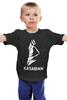 "Детская футболка ""Kasabian"" - музыка, music, rock, kasabian, касабиан"