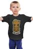 """Детская футболка """"Я Грут (Стражи Галактики)"""" - стражи галактики, guardians of the galaxy, i am groot, я грут"""