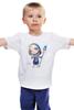 """Детская футболка классическая унисекс """"Dota 2 CM"""" - dota 2, crystal maden, dota 2 crystal maden, кристал мейден, кристалка"""