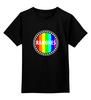 """Детская футболка классическая унисекс """"Ramones"""" - рамонес, punk, ramones"""