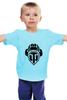 """Детская футболка классическая унисекс """"World of Tanks """" - games, игры, игра, game, стиль, логотип, world of tanks, танки, wot, tanks"""