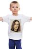 """Детская футболка классическая унисекс """"Ozzy Osbourne """" - портрет, ozzy, оззи осборн, ozzy osbourne, оззи"""