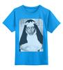 """Детская футболка классическая унисекс """"Surrealistic Amanda Lear"""" - сальвадор дали, страшно, vogue, аманда лир"""
