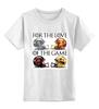 "Детская футболка классическая унисекс ""Game of Thrones"" - игра престолов, game of thrones"