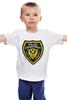 """Детская футболка классическая унисекс """"Police Department"""" - полиция, police, gta, гта, liberty city, либерти-сити"""