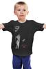 """Детская футболка классическая унисекс """"House of Cards """" - usa, house of cards, карточный домик, фрэнк андервуд"""