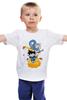 """Детская футболка классическая унисекс """"Жемчуг дракона (Покемон)"""" - аниме, pokemon, покемон, жемчуг дракона, dragon ball z"""