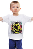 "Детская футболка классическая унисекс ""Майк Тайсон"" - боксер, майк тайсон, cityswag, mike tyson, boxer"