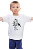 """Детская футболка классическая унисекс """"Star Wars - Штурмовик"""" - симпсоны, star wars, звездные войны, гриффины, штурмовик"""