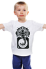 "Детская футболка классическая унисекс ""Guru of trance"" - музыка, арт, стиль, trance, слон, транс, электроника, гуру, guru"