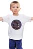 "Детская футболка классическая унисекс ""Бэтмен против Супермена"" - супермен, batman, superman, бэтмен"
