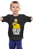 "Детская футболка классическая унисекс ""Say My Name"" - во все тяжкие, breaking bad, гейзенберг, heisenberg, say my name"