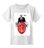 "Детская футболка классическая унисекс ""Антитеррор"" - путин, putin, антитеррор, designministry, antiterror"