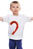 """Детская футболка классическая унисекс """"..VE"""""""