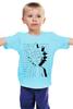 "Детская футболка ""Рик и морти"" - rick and morty, adult swim, рик и морти"