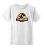 """Детская футболка классическая унисекс """"Йоши (Марио)"""" - йоши"""