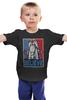 """Детская футболка """"Believe"""" - lego, постер, believe, лего"""