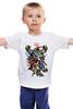 """Детская футболка классическая унисекс """"Marvel comics"""" - comics, marvel, superheroes"""