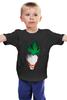 """Детская футболка классическая унисекс """"Джокер"""" - joker, batman, джокер, бетман"""