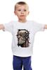 """Детская футболка """"Кибербанк"""" - арт, авторские майки, punk, cyberpunk, science fiction"""