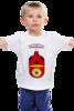 """Детская футболка классическая унисекс """"Minion SpiderMan - Человек Паук         """" - супергерои, человек паук, spiderman, миньоны, minions"""
