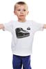 """Детская футболка классическая унисекс """"Death Proof car"""" - авто, tarantino, квентин тарантино, death proof, доказательство смерти"""