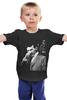 """Детская футболка классическая унисекс """"Никола Тесла"""" - инженер, физик, никола тесла, nikola tesla"""
