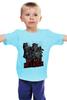 """Детская футболка """"Mortal Combat"""" - игра, mortal kombat, мортал комбат, мортал, комбат"""