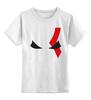 """Детская футболка классическая унисекс """"Кратос (Бог Войны)"""" - кратос, титан, god of war, бог войны"""