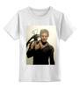 """Детская футболка классическая унисекс """"The Walking Dead Daryl"""" - ходячие мертвецы, the walking dead, дерил, daryl"""