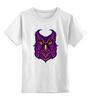 """Детская футболка классическая унисекс """"Ночная Сова (Owl)"""" - сова, owl"""