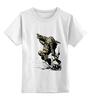 """Детская футболка классическая унисекс """"Big Daddy"""" - биошок, bioshock, big daddy, большой папочка"""