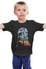 """Детская футболка классическая унисекс """"Дейенерис Таргариен (Игра престолов )"""" - игра престолов, game of thrones, таргариен, дейенерис таргариен"""