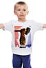 "Детская футболка ""молот"" - арт, авторские майки, рука, патриотизм, флаг, молот, рабочий, серп, битва"