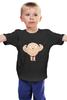 """Детская футболка классическая унисекс """"Стьюи Гриффин"""" - стьюи, family guy, гриффины, stewie griffin, стьюи гриффин"""