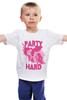 """Детская футболка классическая унисекс """"Mlp пинки пай"""" - pony, mlp, pinkie, pie, little"""