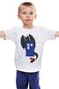 """Детская футболка """"Как приручить Тардис"""" - doctor who, доктор кто"""