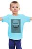 """Детская футболка """"Robocop"""" - кино, фантастика, робокоп, robocop"""