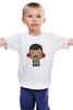 "Детская футболка ""Мэнни Пакьяо (Pacman)"" - pacman, manny pacquiao, мэнни пакьяо"