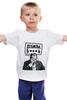 """Детская футболка классическая унисекс """"ДЕБИЛЫ Б**** by Design Ministry"""" - лавров, lavrov, weloverov, designministry, дебилы"""