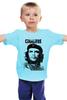 """Детская футболка """"Cuba libre, Hasta La. Victoria Siempre!"""" - че гевара, che, cuba, куба, cuba libre"""