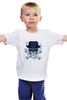 "Детская футболка ""Breaking Bad (Во все тяжкие)"" - во все тяжкие, breaking bad, heisenberg, хайзенберг, гайзенберг"