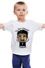 """Детская футболка классическая унисекс """"Давай до свидания!"""" - юмор, приколы, давай до свидания"""