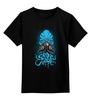 """Детская футболка классическая унисекс """"Ктулху"""" - ктулху, осьминог, cthulhu, лавкрафт"""