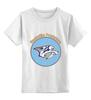 """Детская футболка классическая унисекс """"Nashville Predators"""" - хоккей, nhl, нхл, nashville predators"""