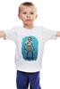 """Детская футболка классическая унисекс """"Joker"""" - joker, джокер, dc, темный рыцарь"""