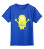 """Детская футболка классическая унисекс """"Миньоны Minions"""" - гадкий я, миньоны, minion"""