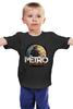 "Детская футболка классическая унисекс ""метро"" - metro, metro 2033"